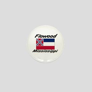 Flowood Mississippi Mini Button