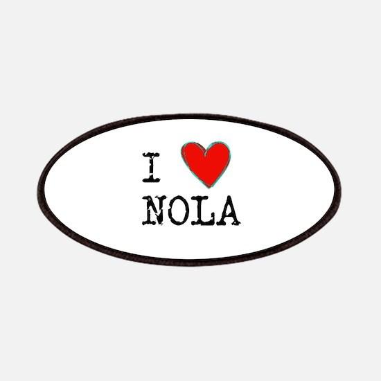 I Love NOLA Patch