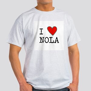 I Love NOLA T-Shirt