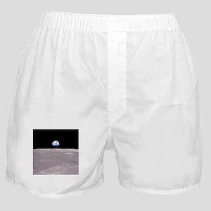 Apollo 11Earthrise Boxer Shorts