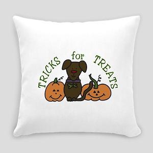 Tricks Or Treats Everyday Pillow