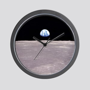 Apollo 11Earthrise Wall Clock