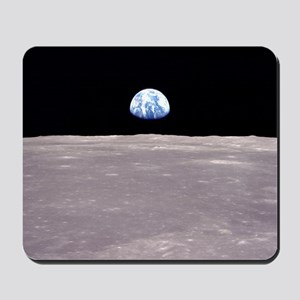 Apollo 11Earthrise Mousepad