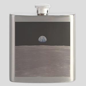 Apollo 11Earthrise Flask