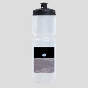 Apollo 11Earthrise Sports Bottle