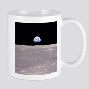 Apollo 11Earthrise Mugs