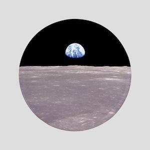 Apollo 11Earthrise Button