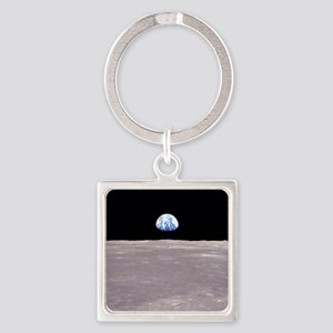 Apollo 11Earthrise Keychains