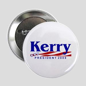 JOHN KERRY PRESIDENT 2008 Button