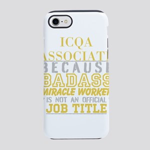 Personalize Work iPhone 8/7 Tough Case
