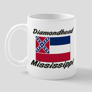Diamondhead Mississippi Mug