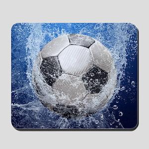 Ball Splash Mousepad