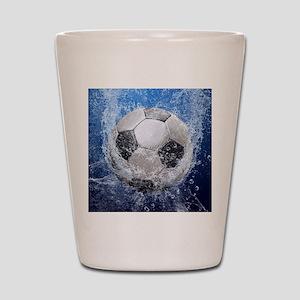 Ball Splash Shot Glass