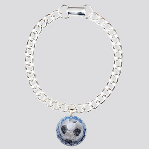 Ball Splash Charm Bracelet, One Charm