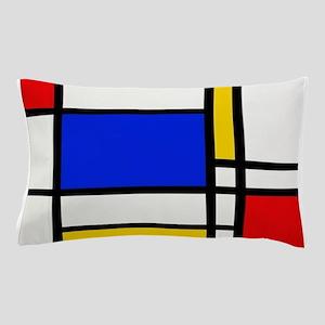 Mondrian-2a Pillow Case