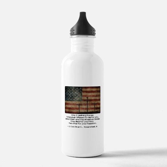 Defining Forces Water Bottle