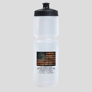 Defining Forces Sports Bottle