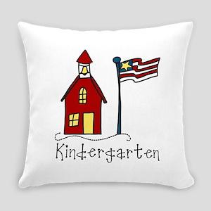 Kindergarten Everyday Pillow