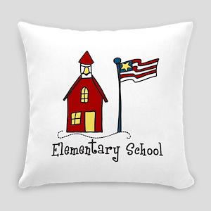 Elementary School Everyday Pillow