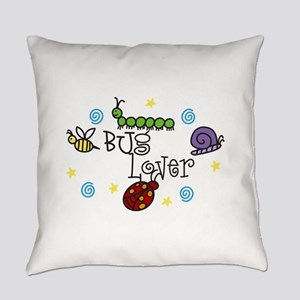 BUg Lover Everyday Pillow