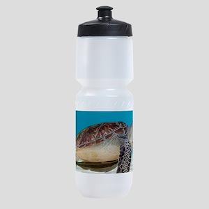 Sea Turtle Sports Bottle