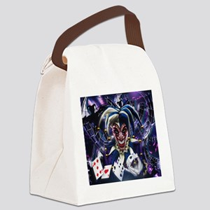 Jester Canvas Lunch Bag