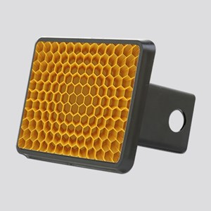 Cellular Structure Rectangular Hitch Cover