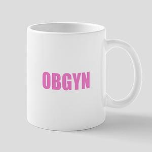OBGYN - Pink Mugs