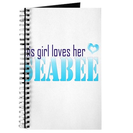 This Girl Love Her SeaBee Journal