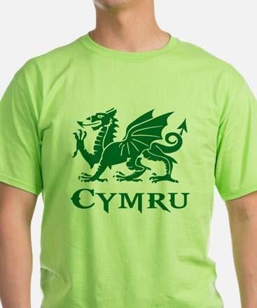 Unique Cardiff T-Shirt