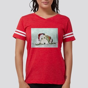 Fox Terrier Christmas T-Shirt