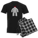 Cute Men's Dark Pajamas