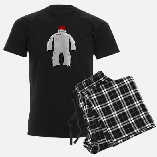 Sasquatchmas Pajamas
