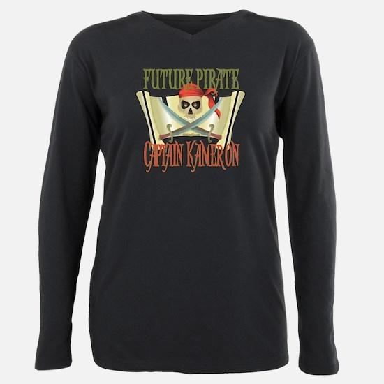 PirateKAMERON.png Plus Size Long Sleeve Tee
