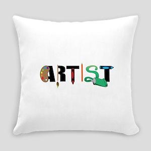 Artist Everyday Pillow