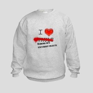 lovethevault Kids Sweatshirt