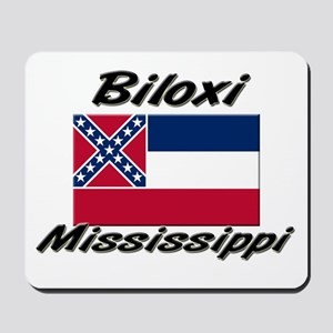 Biloxi Mississippi Mousepad