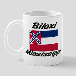 Biloxi Mississippi Mug