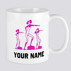 Aerobics Class Mugs