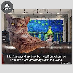 Most Interesting Cat Puzzle