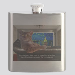 Most Interesting Cat Flask