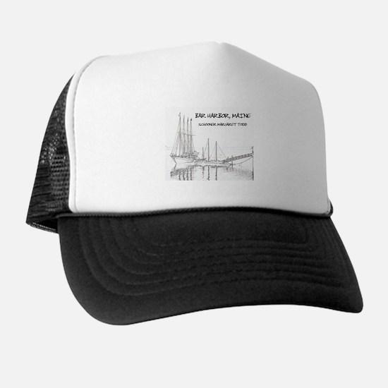 Bar Harbor Schooner Trucker Hat
