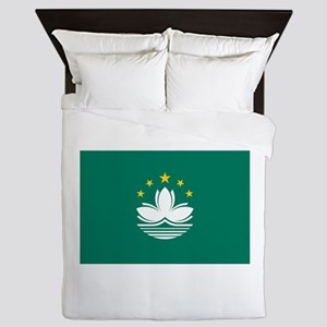 Macau Queen Duvet