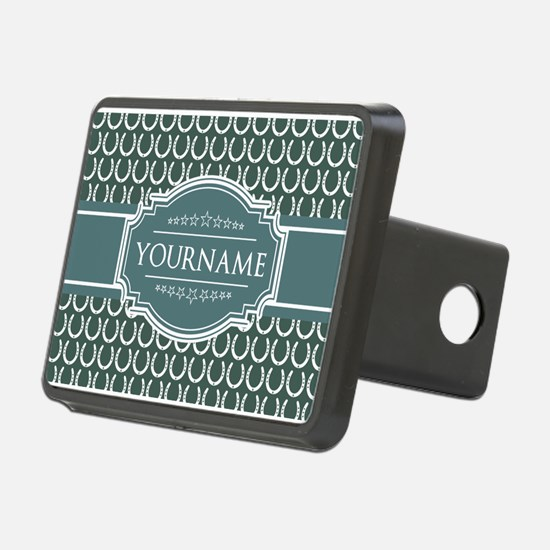 Personalized Horseshoes Pa Hitch Cover