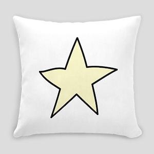 Star Everyday Pillow