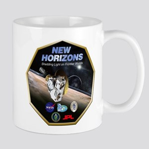 New Horizons Program Logo Mugs