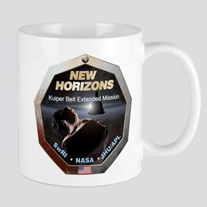Extended Mission Logo 11 oz Ceramic Mug