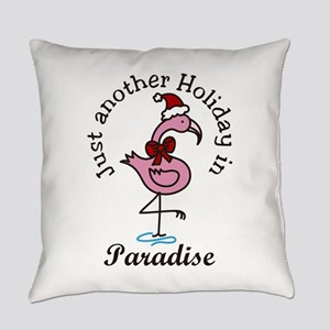Holiday In Paradise Everyday Pillow