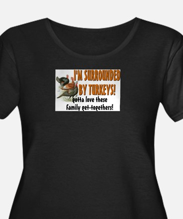 Funny Funny thanksgiving T