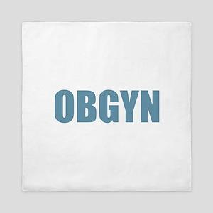 OBGYN - Blue Queen Duvet